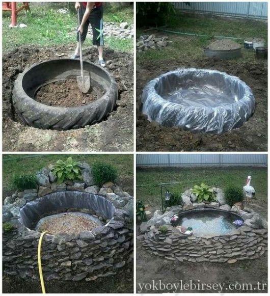 lago jardim como fazer
