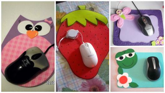 modelos mousepad