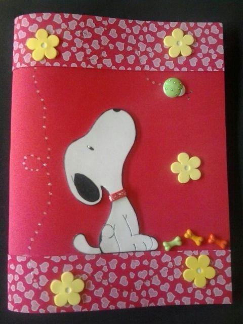 decoração capa de caderno infantil