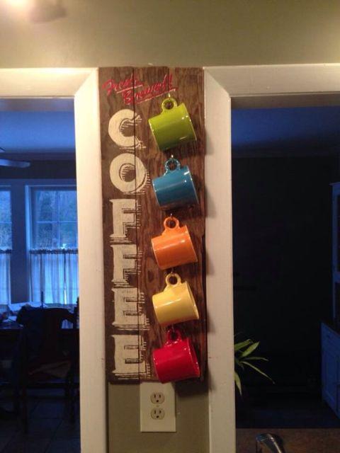 decoração cantinho cafpe