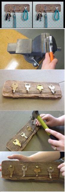 como fazer pendurador