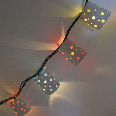 Cordão de luzes