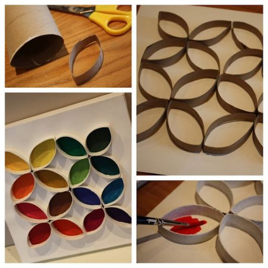 craft ideas using empty toilet paper rolls artesanato rolo de papel higi 234 nico 65 ideias e tutoriais 8046