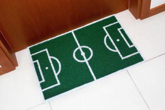capachos divertidos campo de futebol