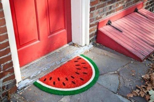 capachos divertidos melancia