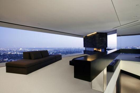 casa aberta minimalista