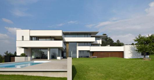 casa campo minimalista