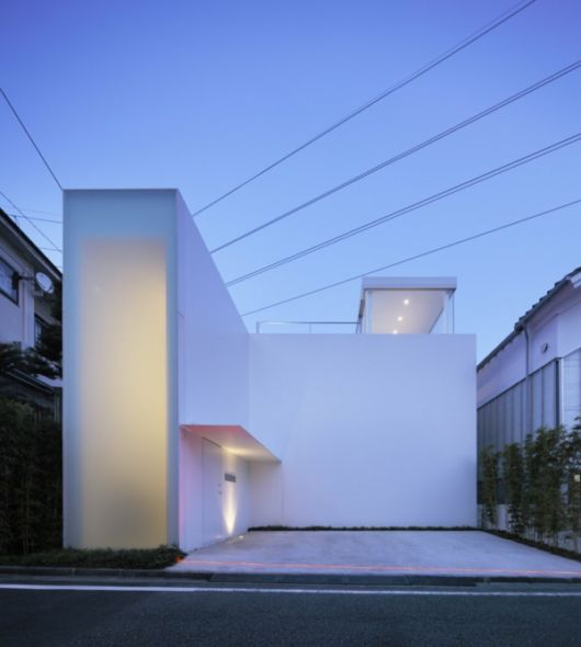 casa simples e pequena minimalista