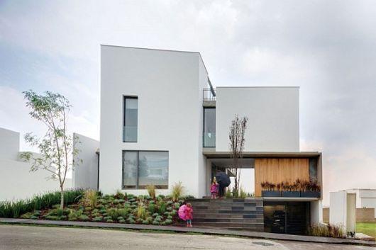 casas minimalistas ideias sobrado