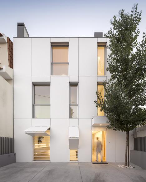 casas minimalistas pequenas ideias