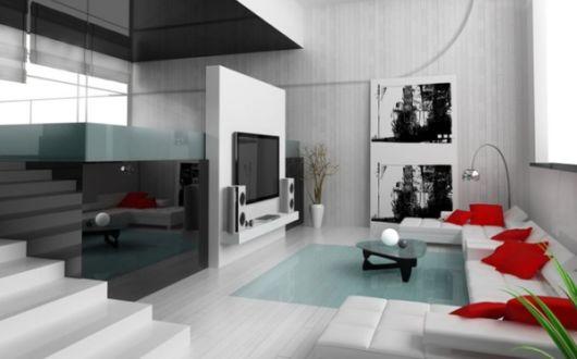 Casas minimalistas 40 inspira es de fachadas e interiores for Casas e interiores
