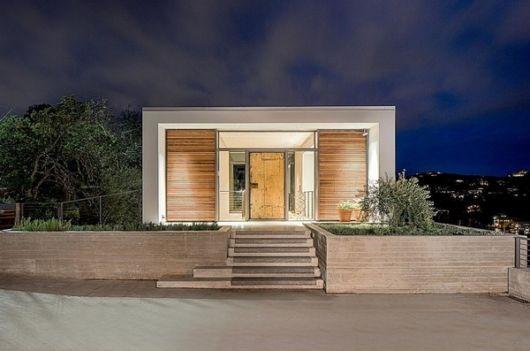 Casas minimalistas 40 inspira es de fachadas e interiores for Casas pequenas modernas minimalistas