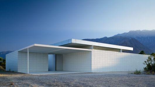 casas minimalistas terreas