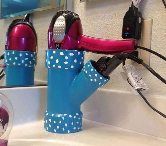 Decoração Faça Você Mesmo (DIY) + de 60 ideias criativas! -> Decoracao Para Banheiro Faca Você Mesmo