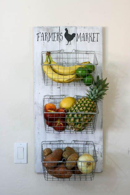 decoração faça você mesmo na cozinha