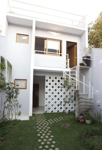 escada jardim