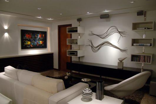 esculturas para decoracao de interiores : esculturas para decoracao de interiores:Esculturas de parede: modelos e inspirações de como usar!