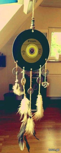 artesanato CD