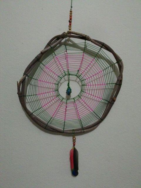 modelo teia de aranha simples