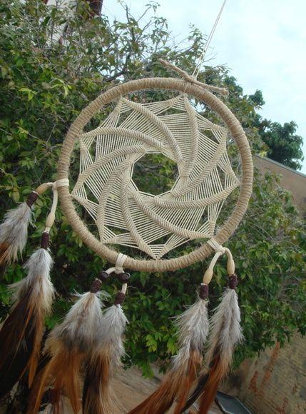 linha trançada espiral