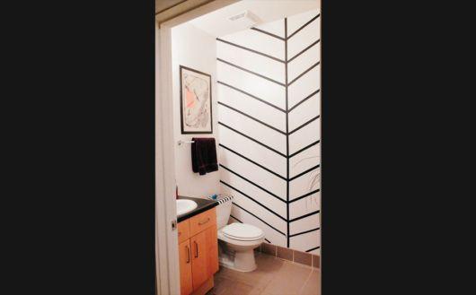 fita isolante banheiro