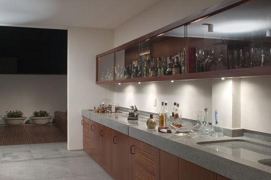 barzinho armário