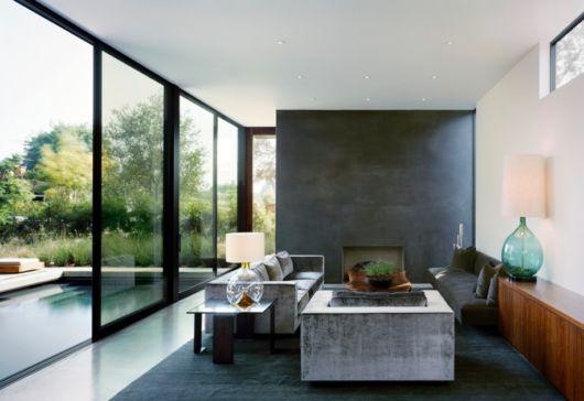 interior casa minimalista