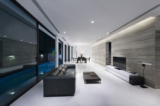 interior minimalista