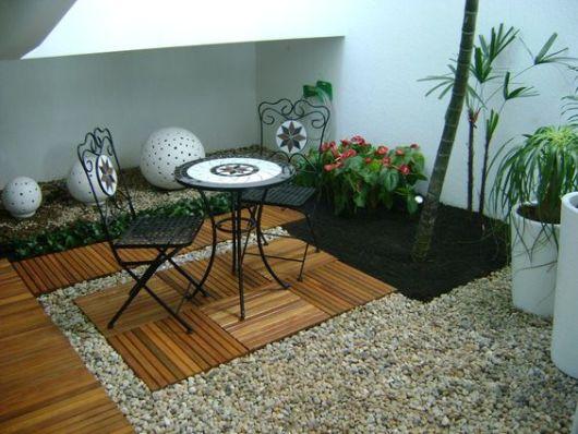 mesa jardim de inverno:Jardim de inverno: 86 ideias incríveis!