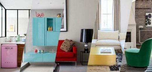 móveis coloridos capa do post