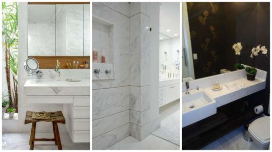 banheiro mármore piguês