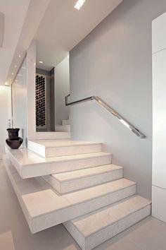 escada de mármore piguês