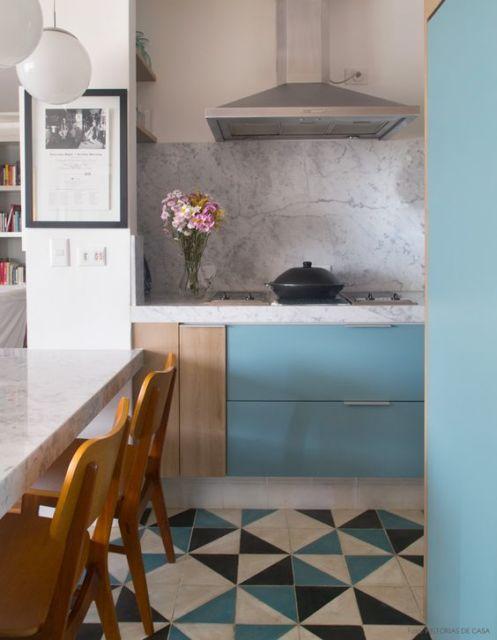 mármore cozinha