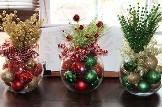Mesa De Natal Decorada 78 Inspiraes Lindas Para Voc