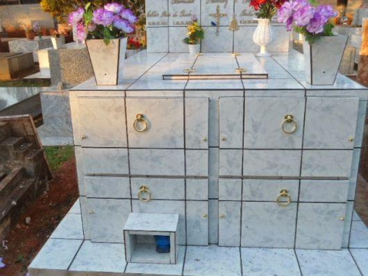 modelos de túmulos feito de cerâmica