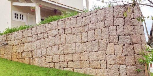 Muros de pedras tipos t cnicas e 50 fotos - Tipos de muros ...