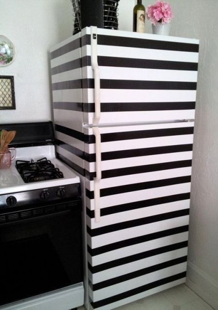 papel contact geladeira