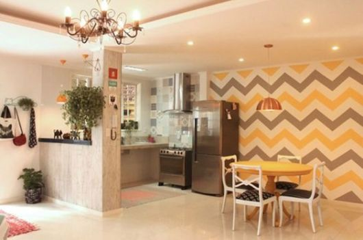cores parede cozinha