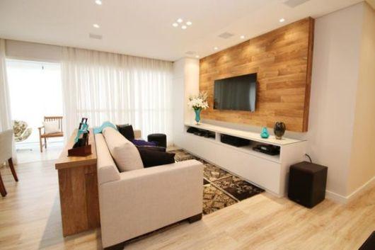 Uma sala de estar tem piso de dimens es for Sala de estar segundo piso