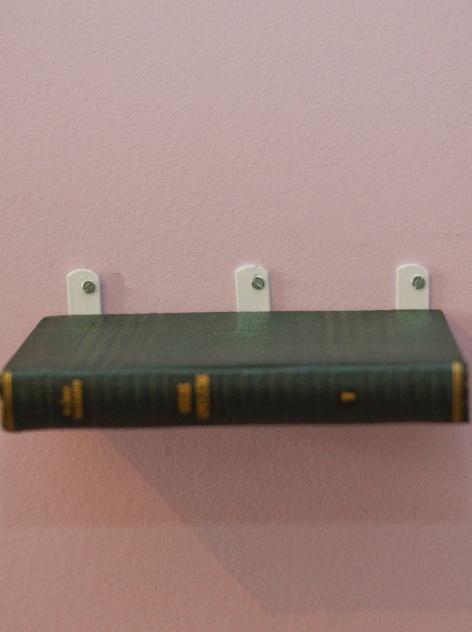 prateleira invisível como fazer livro
