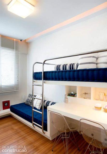 quarto com beliche