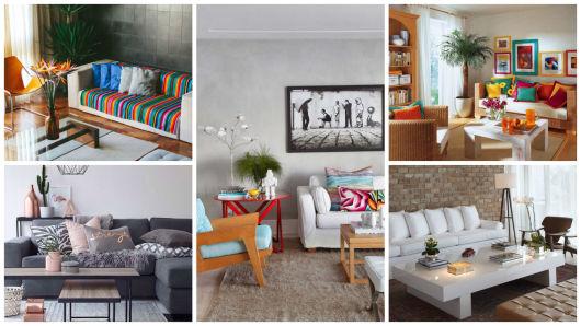 Sala De Estar Ideias ~ pelo processo de decorar a sala de estar pequena, separamos ideias