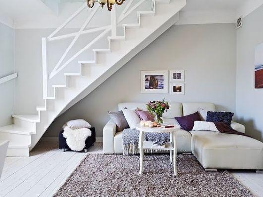 sofá chaise decoração