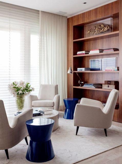 Ideias Para Decorar Sala De Estar ~ Sala de estar pequena dicas e ideias para decorar!