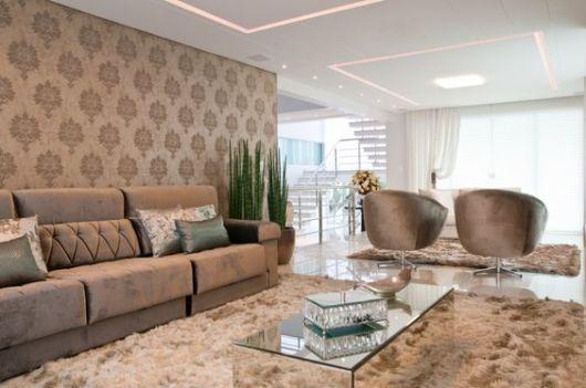 Sala de estar pequena: dicas e ideias para decorar!