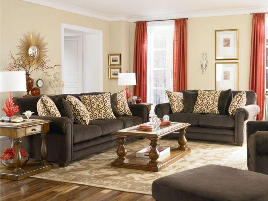 salas com sofá cinza como decorar