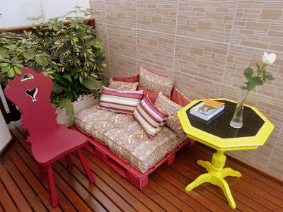 terraço pequeni