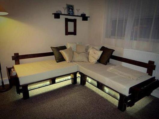 sala com tapete