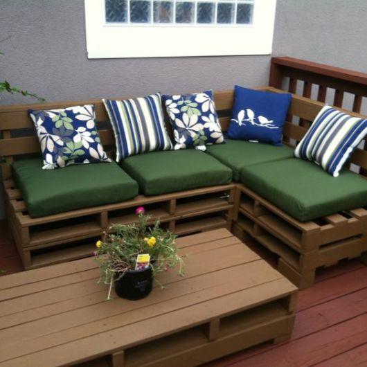 decoração terraço