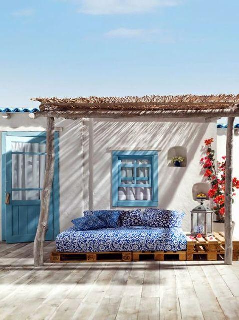 decoração varanda